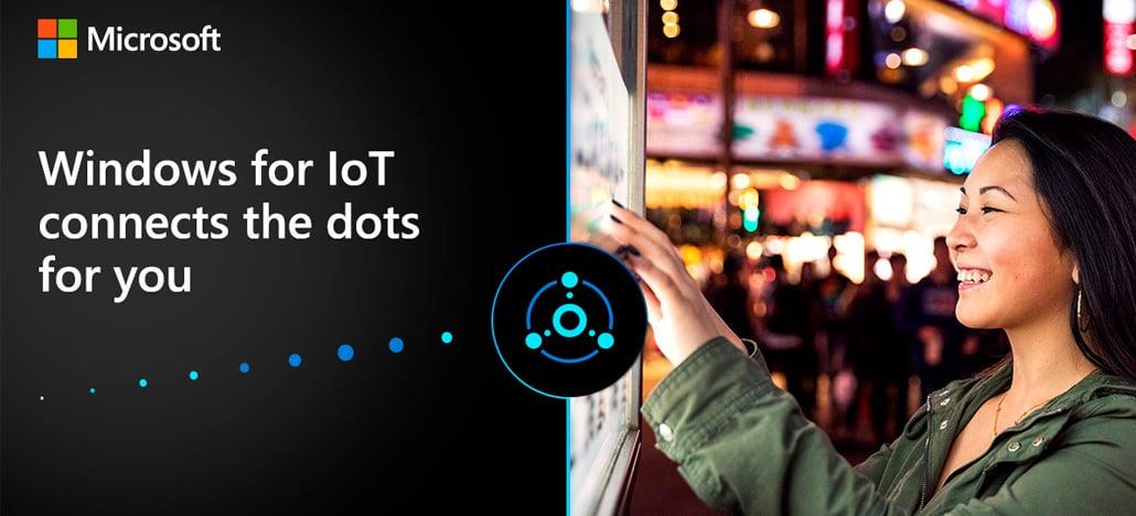Microsoft anuncia expansão da tecnologia IoT e Edge Computing com Windows e SQL Server