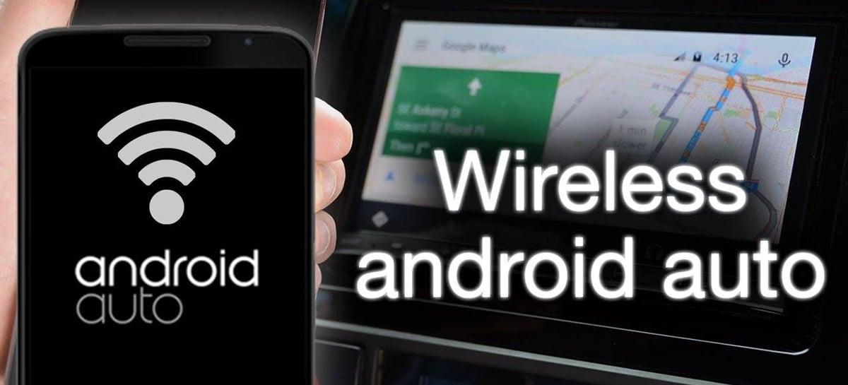 Android 11 permitirá o uso do Wireless Android Auto com vários smartphones