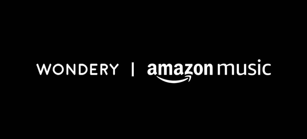 Amazon compra a Wondery para competir com o Spotify no segmento de podcasts