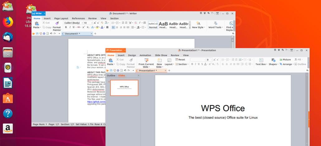 WPS Office está recebendo update 11.1.0.8722 que permite leitura e visualização de PDF