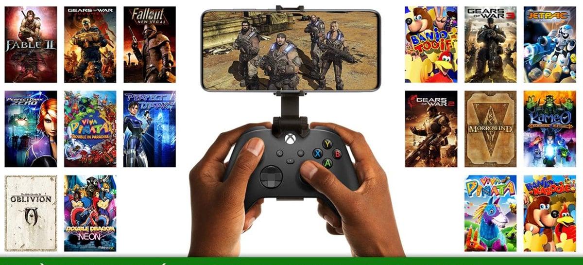 Xbox Cloud Gaming poderá ser testado no PC e iOS no dia 20 em beta limitado