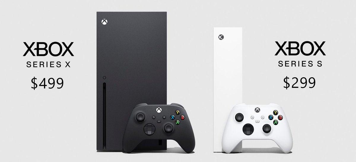 É oficial: Xbox Series X vai custar US$ 499 e chega no dia 10 de novembro