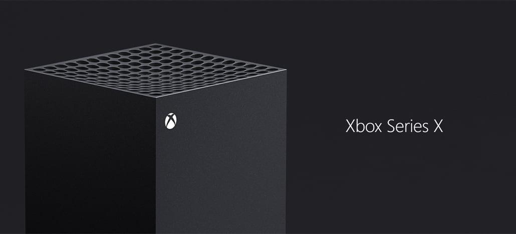 Microsoft apresenta o Xbox Series X durante o The Game Awards 2019