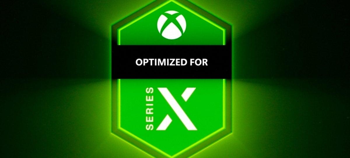 Xbox divulga lista de 30 jogos prontos para o lançamento do Xbox Series X e Series S