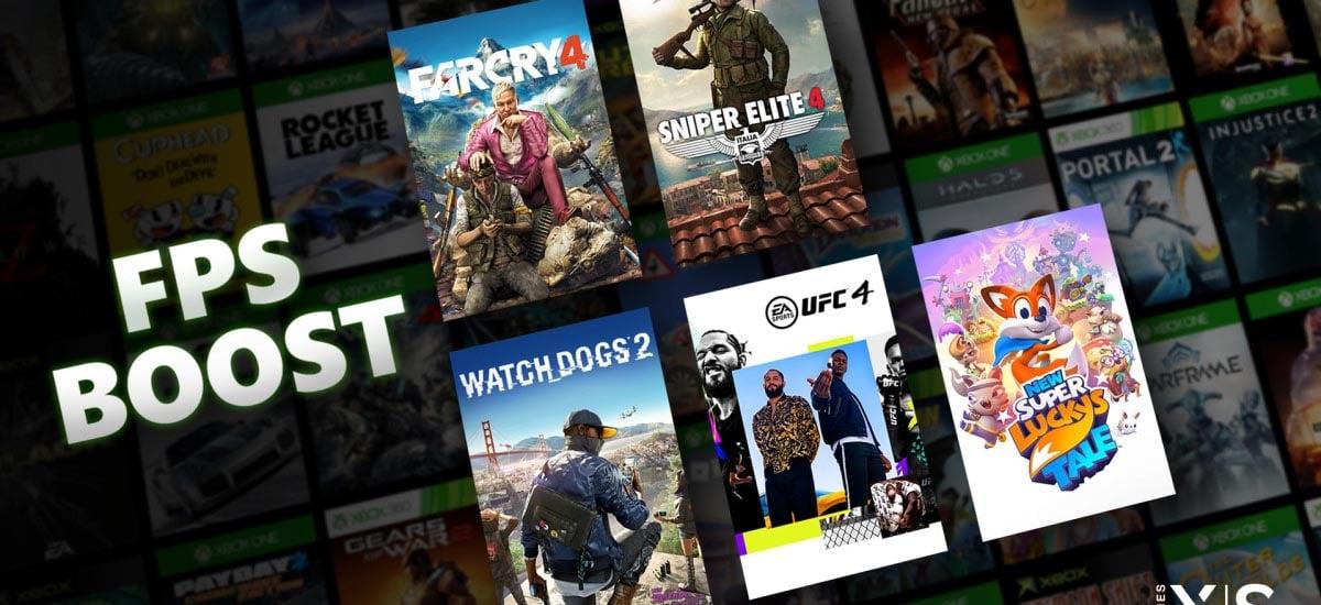 Xbox Series S e X recebem modo de até 120fps para jogos retrocompatíveis