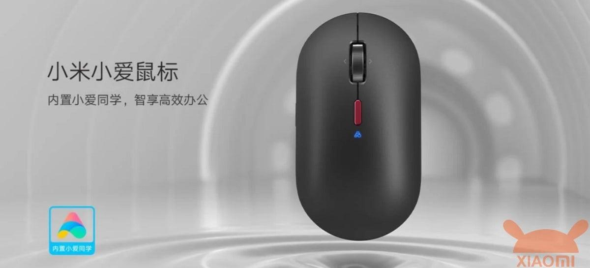 Xiaomi XiaoAI Mouse traz assistente integrado de controle por voz