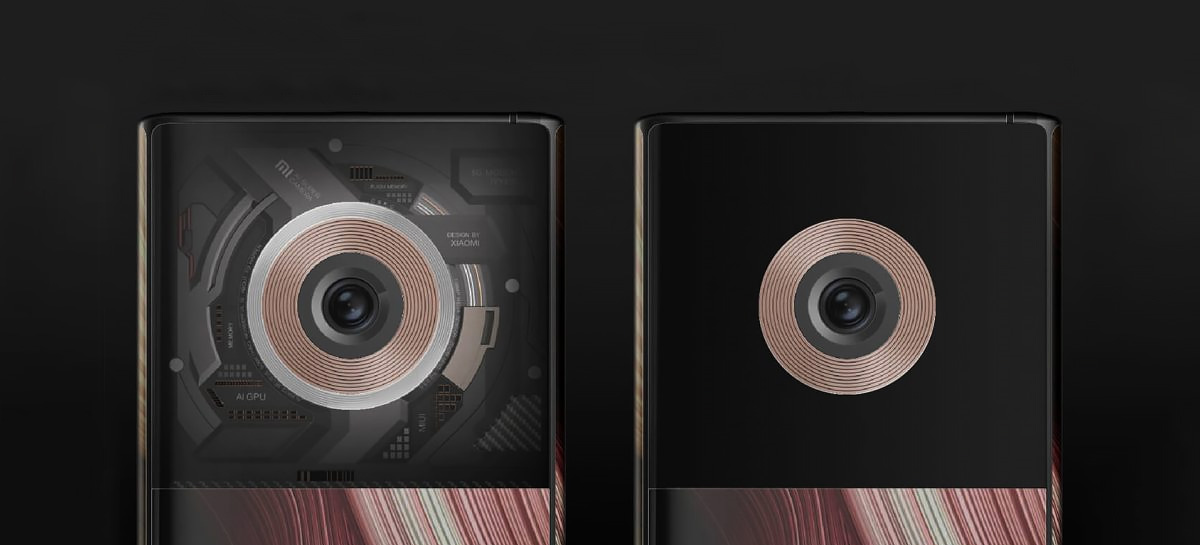 Nova patente da Xiaomi mostra telefone 5G com câmera 108MP Ai Super zoom e tela dupla