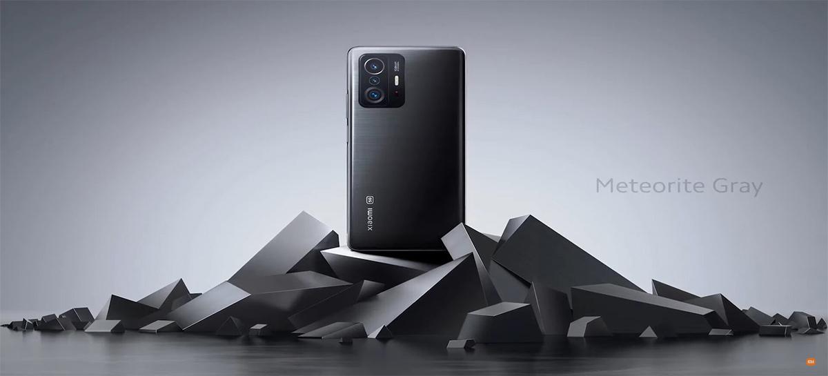 Novo Xiaomi 11T de alto desempenho com câmera de 108MP em promoção