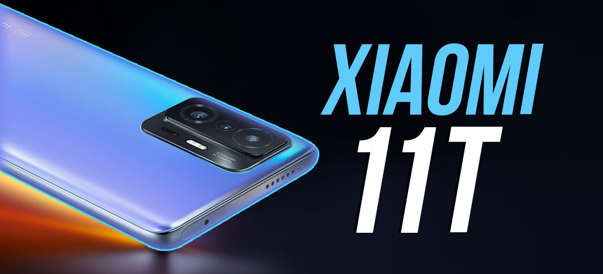 Unboxing do XIAOMI 11T: câmera de 108MP, ótima tela, carregamento rápido e preço justo