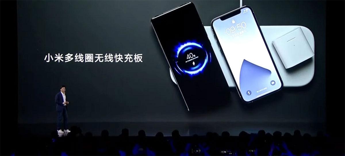 Xiaomi vai lançar o carregador sem fio que a Apple não conseguiu fazer