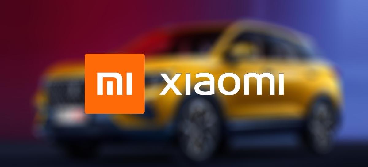 Xiaomi anuncia o desenvolvimento de seu carro elétrico