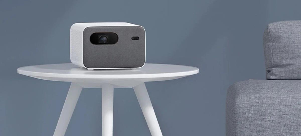 Xiaomi anuncia seu novo projetor com Android TV 9.0 instalado
