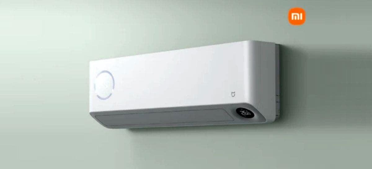 Xiaomi lança ar-condicionado que pode atingir até 99,9% de esterilização do ar