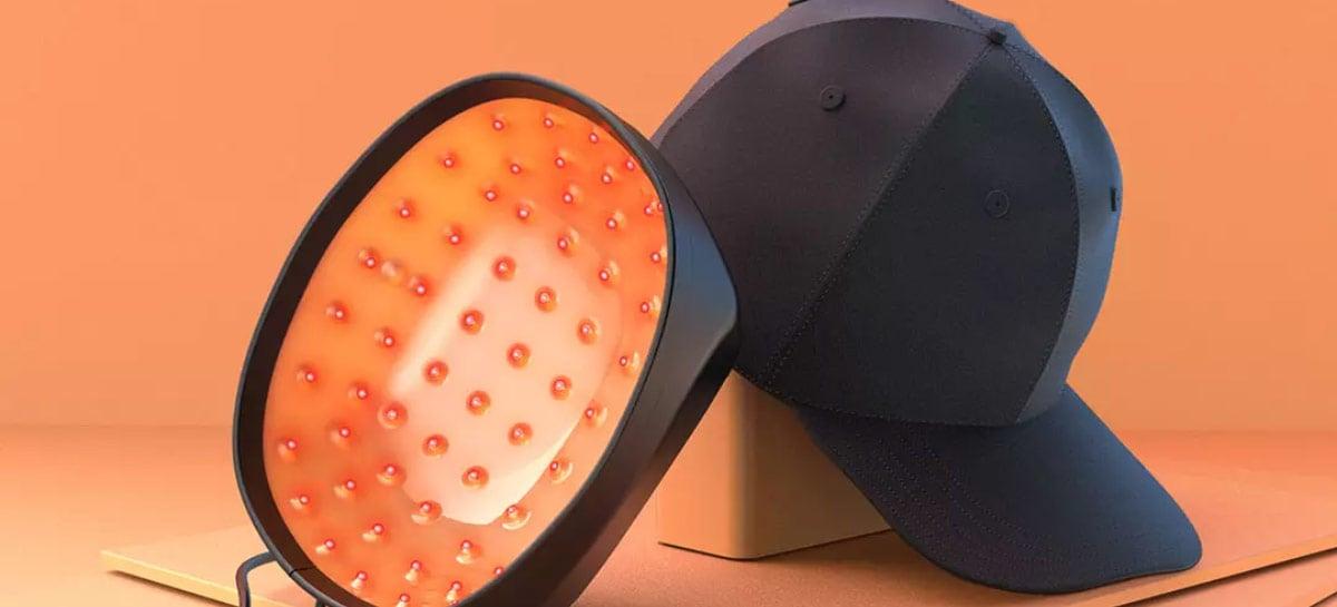 Xiaomi cria boné contra calvície, o Cosbeauty LLLT | Mundo Conectado