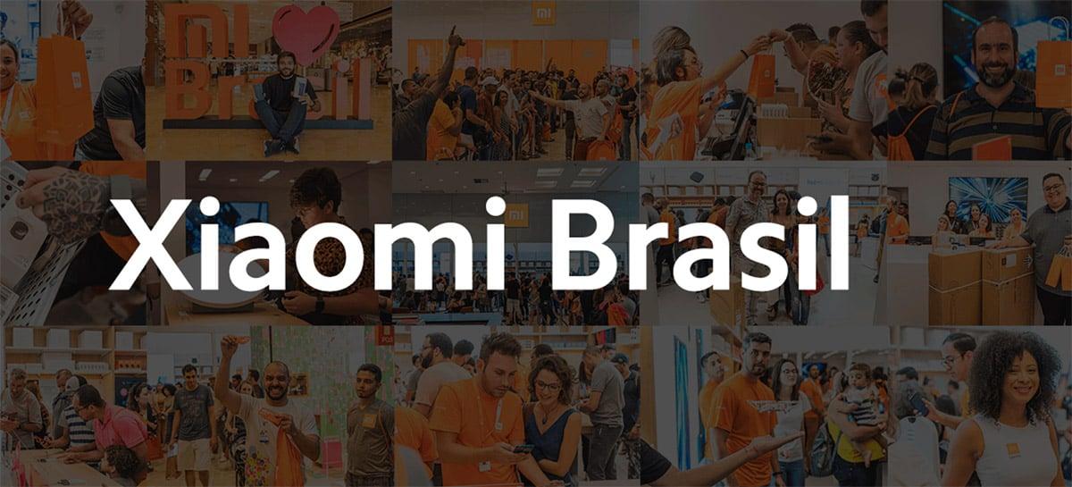 Xiaomi lança novo site no Brasil e fecha parceria com Rappi para entregas rápidas