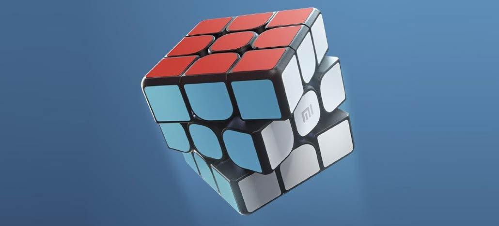 Xiaomi lança cubo mágico inteligente com Bluetooth e sincronização com Smart Homes