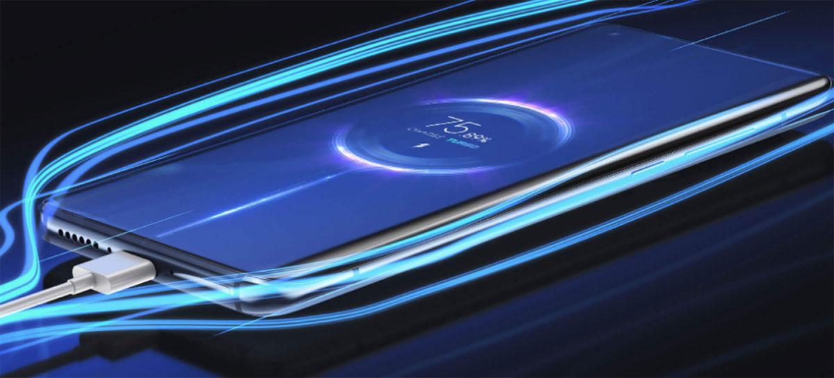 Próximo celular da Xiaomi pode vir com Snapdragon 865 e carregador de 120 W
