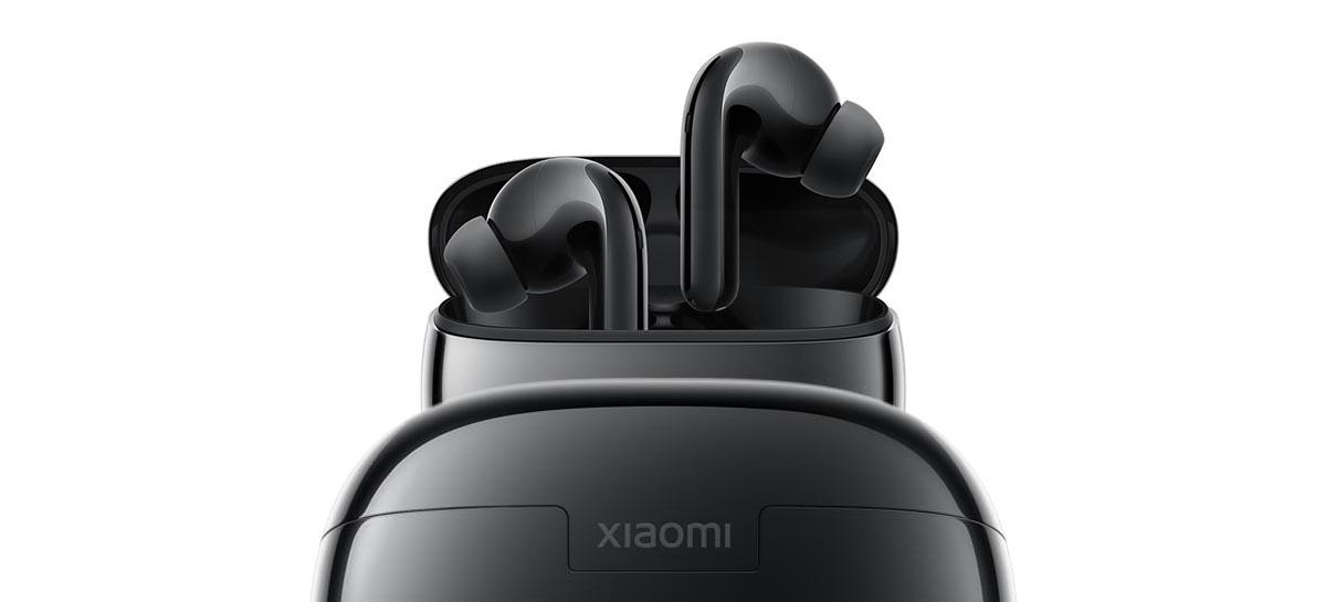 Xiaomi FlipBuds Pro terá cancelamento de ruído ativo e chip dedicado de áudio
