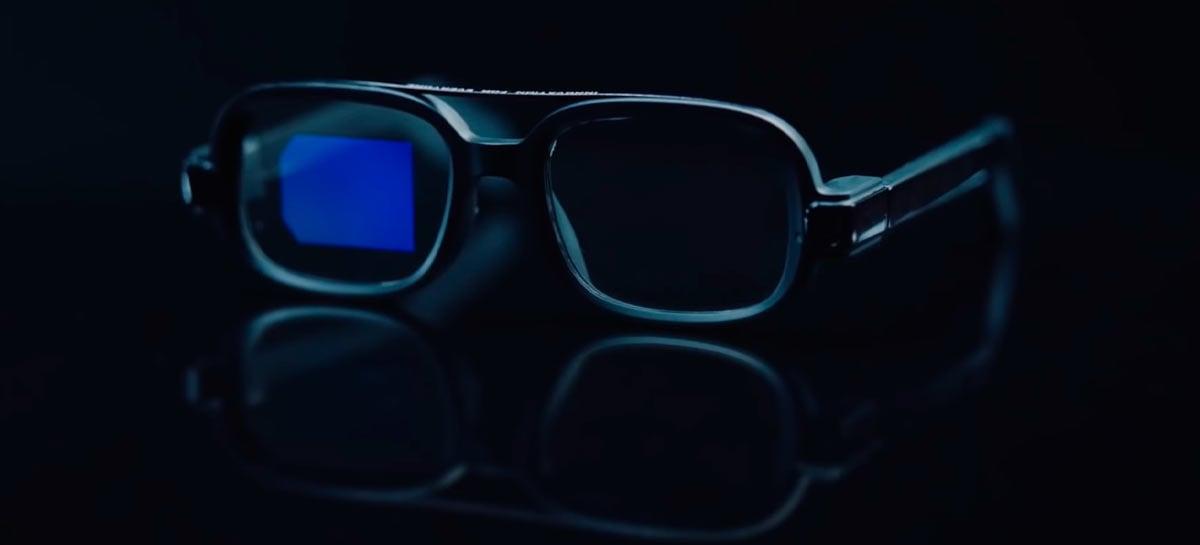 Xiaomi anuncia óculos inteligente que tira fotos e tem visor MicroLED