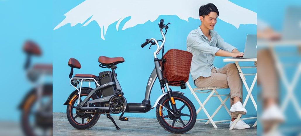 Xiaomi lança a Himo C16, sua nova bicicleta elétrica ciclomotor