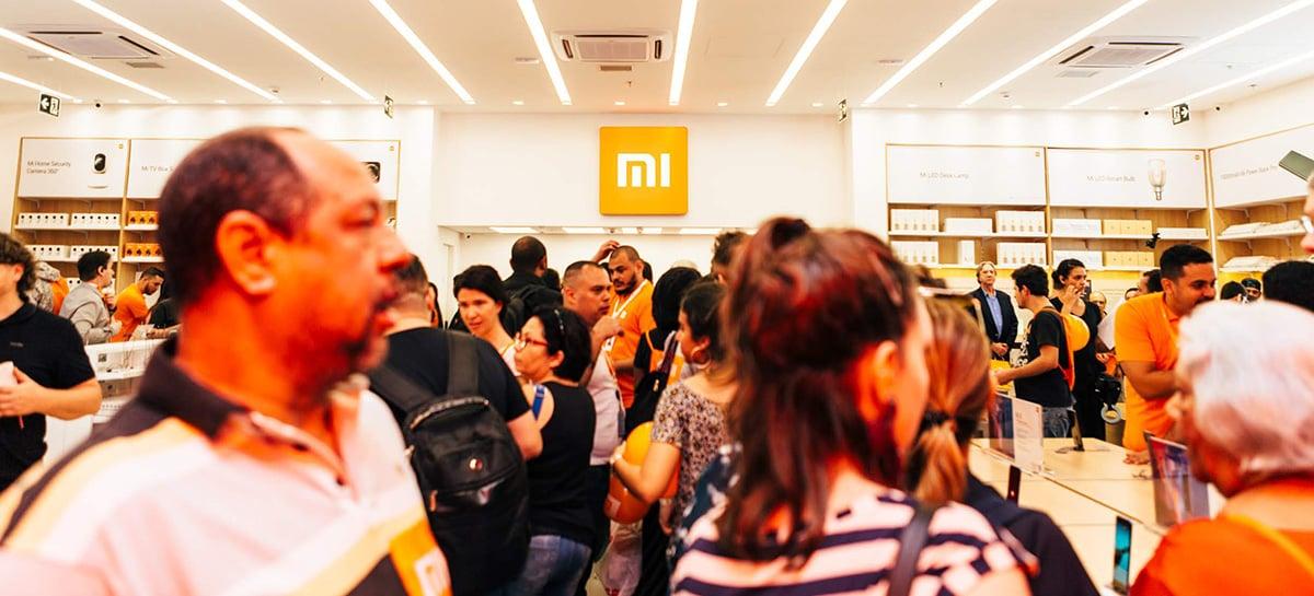 Xiaomi vai abrir lojas físicas em São Paulo, RJ, PR e BA