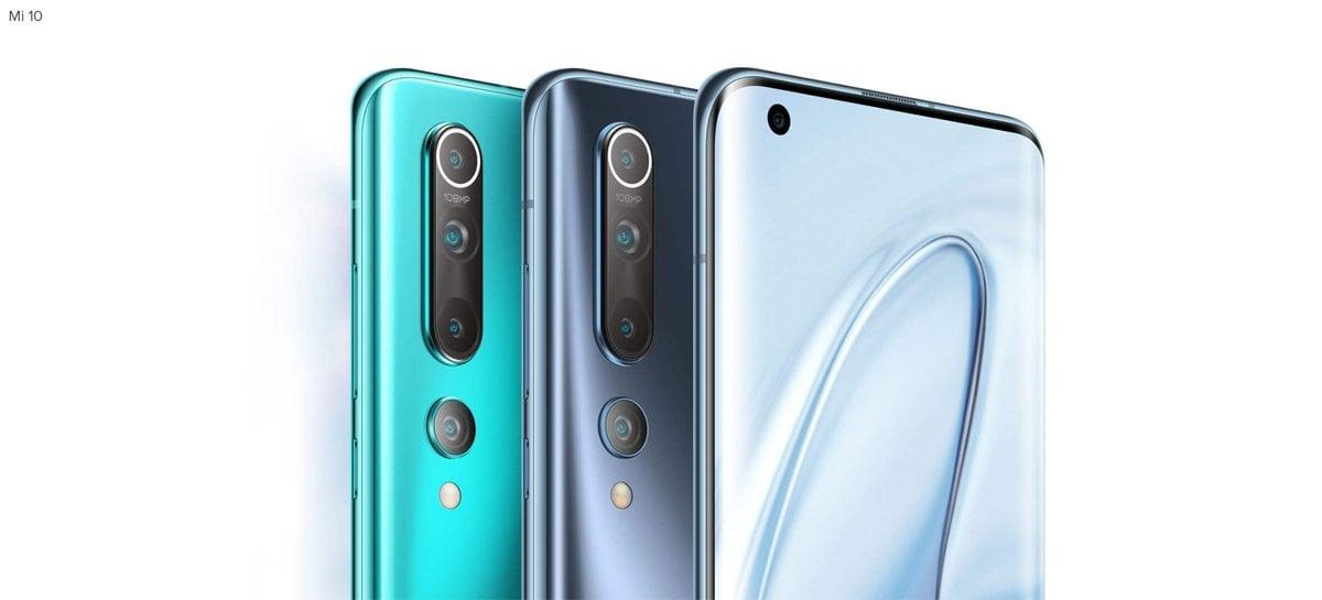 Novo Xiaomi Mi 10 com Snapdragon 870 pode estar em desenvolvimento