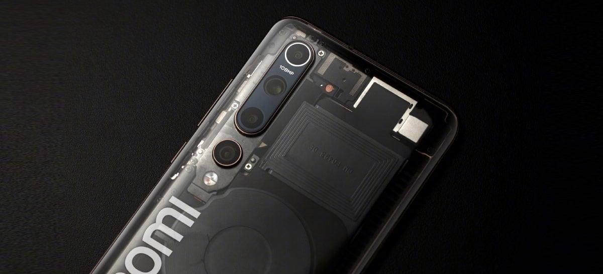 Xiaomi mostra o Mi 10 com traseira transparente - poderia ser a Explorer Edition?