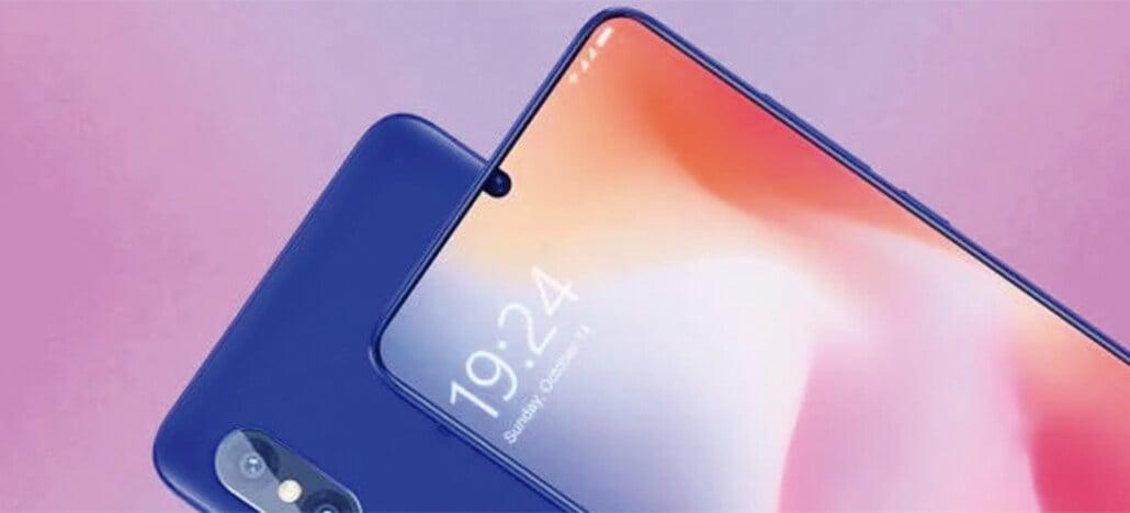 Novas renderizações do Xiaomi Mi 9 aparecem online e mostram aparelho quase sem moldura