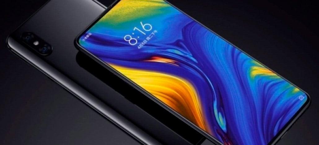 Xiaomi Mi Mix 3 é anunciado com slider e tela que cobre 93% da frente do aparelho