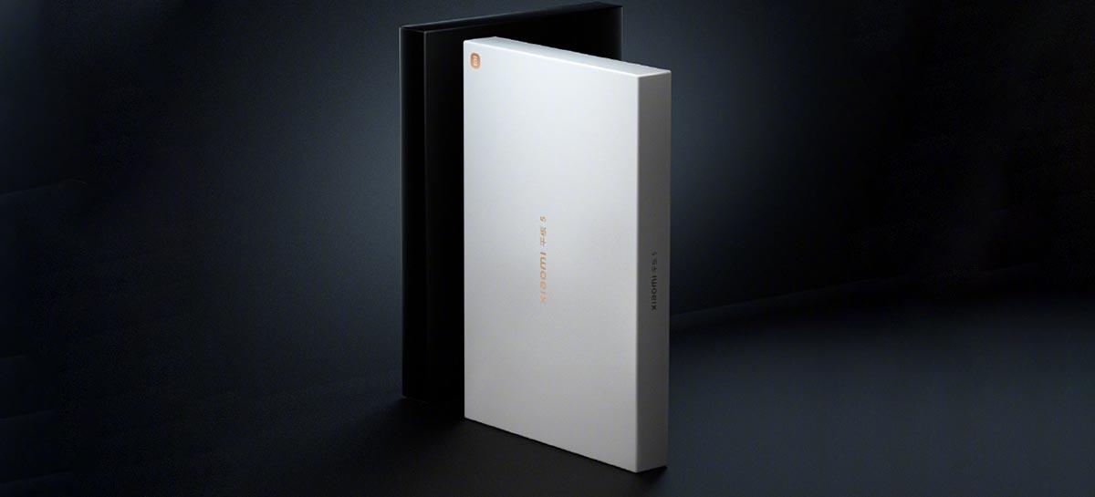 Xiaomi Mi Mix 4 será lançado amanhã junto com novo tablet Xiaomi Mi Pad 5