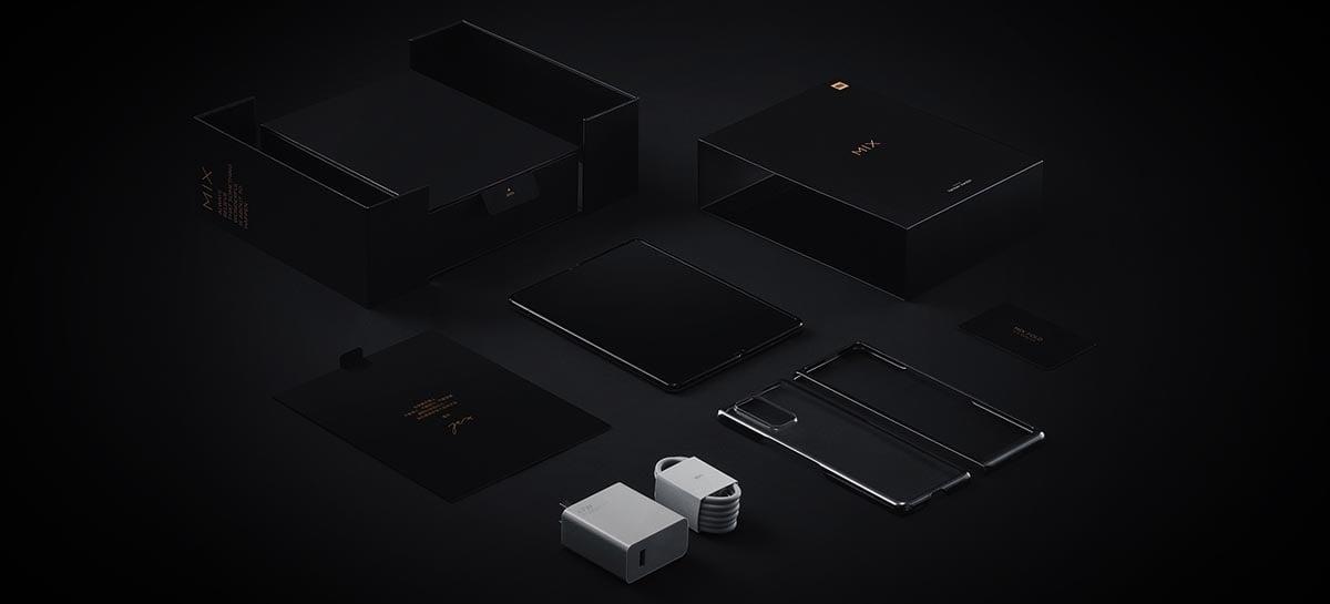 Xiaomi Mi Mix 4 virá com Snapdragon 888, 12GB de RAM e 256GB de armazenamento [RUMOR]
