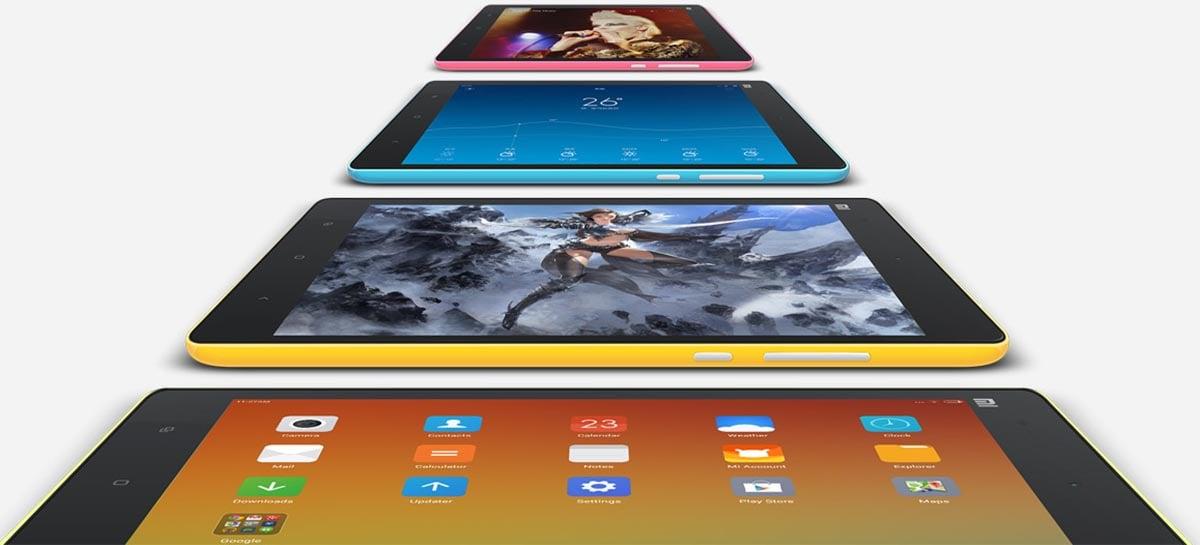 Xiaomi Mi Pad 5 é certificado e virá com carregamento de 22,5 W