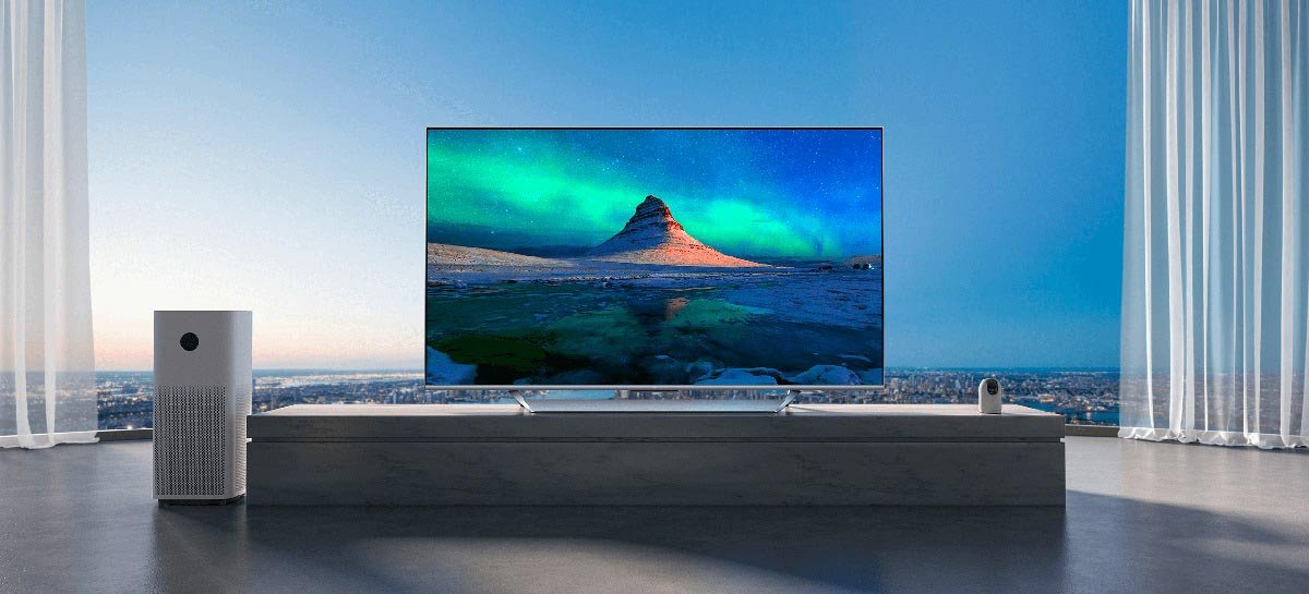 Xiaomi Mi TV 6 busca atrair gamers com HDMI 2.1 e AMD FreeSync Premium