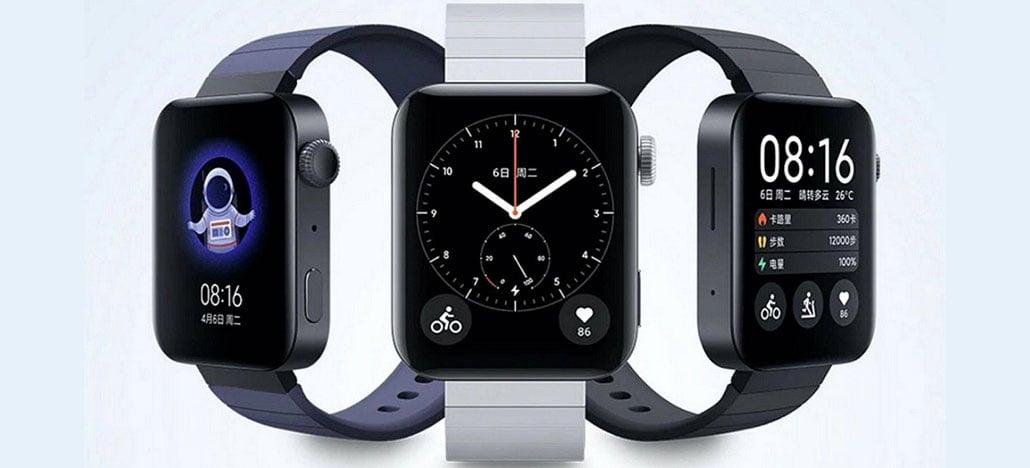 Xiaomi anuncia 1ª atualização OTA para o Mi Watch