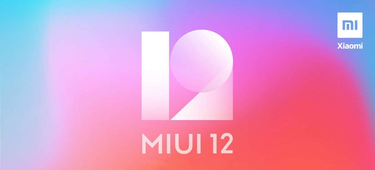 Xiaomi confirma que está trabalhando na atualização MIUI 12.5