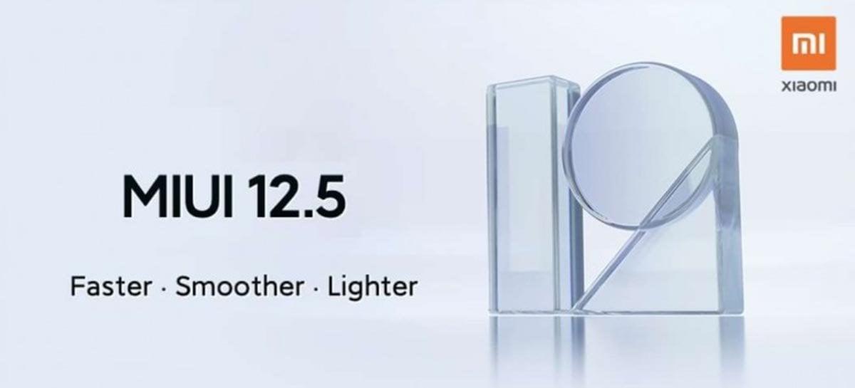 MIUI 12.5 já está disponível para o Redmi Note 10, Redmi 8, Redmi 8A e Redmi 7A
