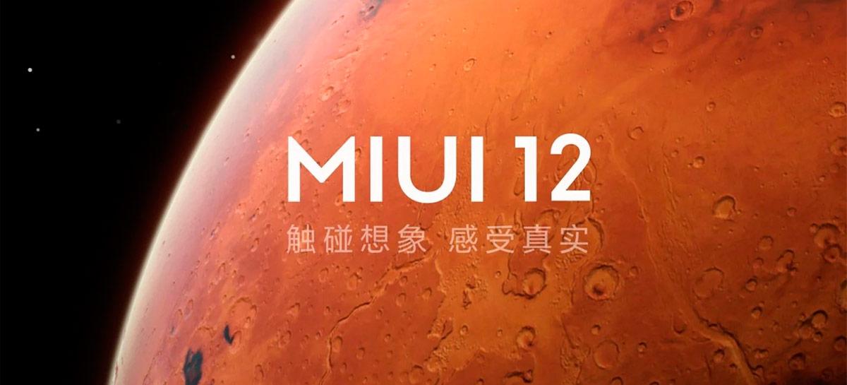 Xiaomi confirma que vai mostrar a MIUI 12.5 junto com o Mi 11