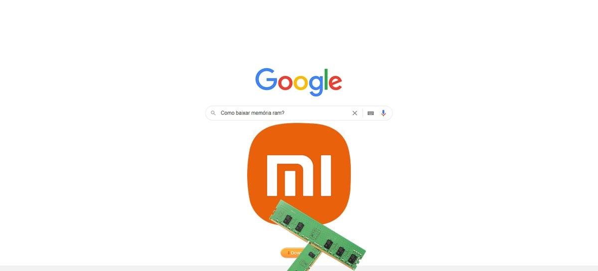 Xiaomi pode estar implementando o sistema de memória RAM Virtual na MIUI