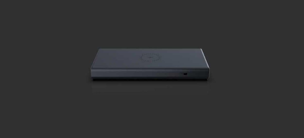 Xiaomi lançará power bank de 20.000mAh com carregamento sem fio no dia 9 de abril