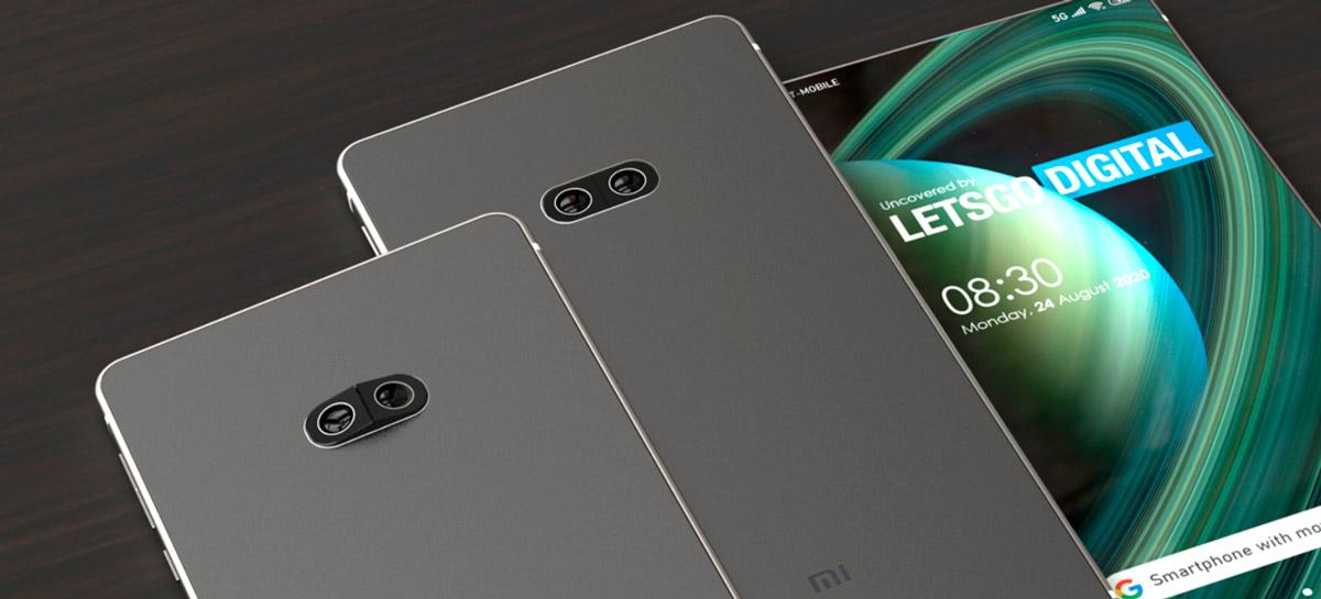 Patente da Xiaomi mostra nova câmera grande-angular para celulares