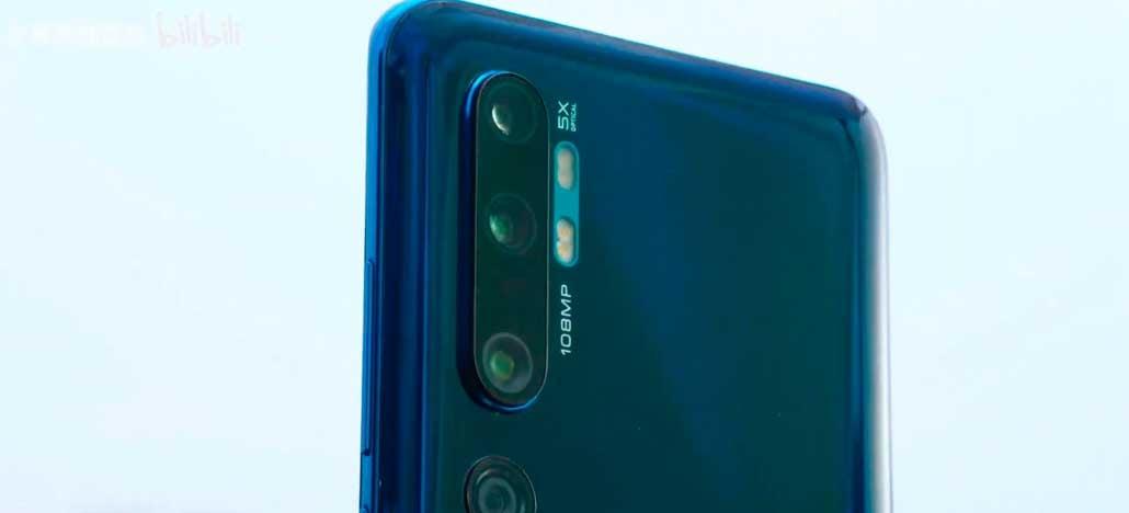 Xiaomi Mi Note 10 deve ganhar uma versão Pro em breve