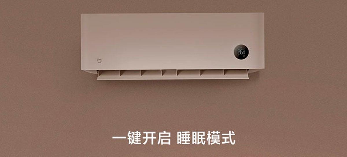 Xiaomi lança ar-condicionado projetado para melhorar o sono