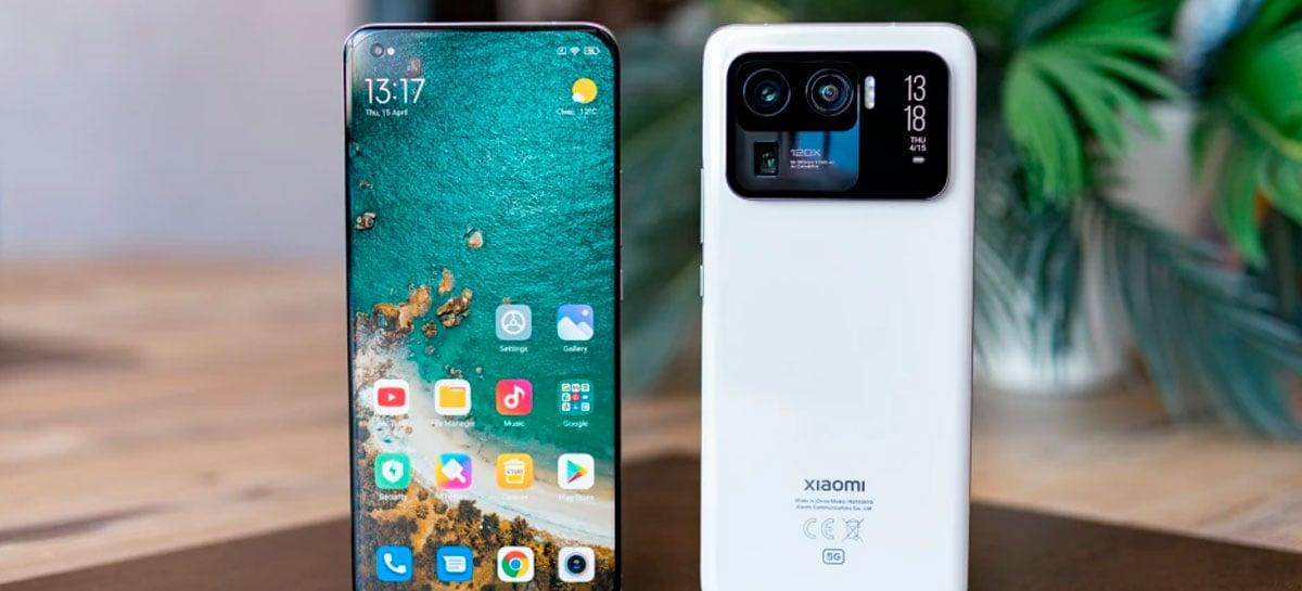 Xiaomi 12 poderá vir com câmera principal de 200MP da Samsung