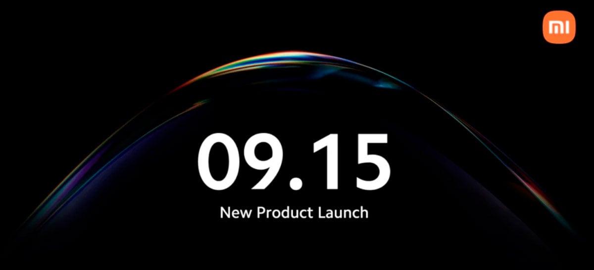 Xiaomi fará grande evento global dia 15 de setembro