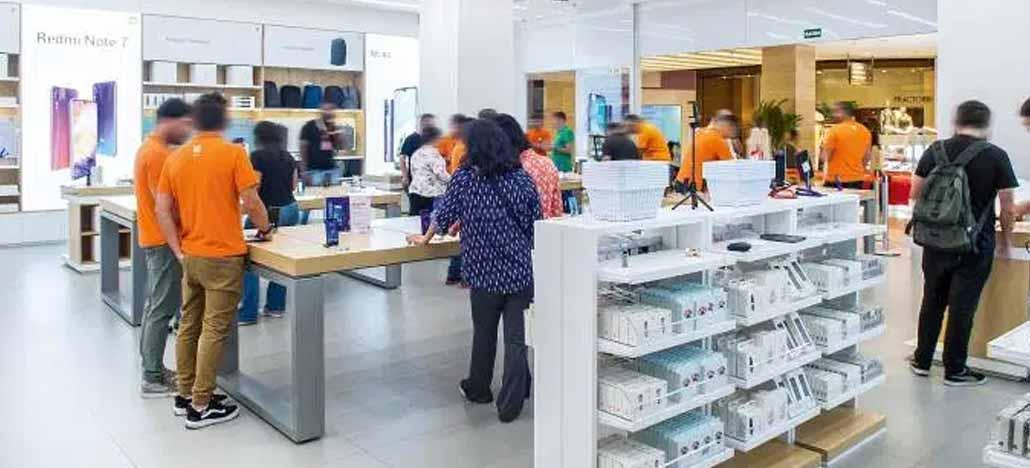 Xiaomi se prepara para abrir sua segunda loja no Brasil