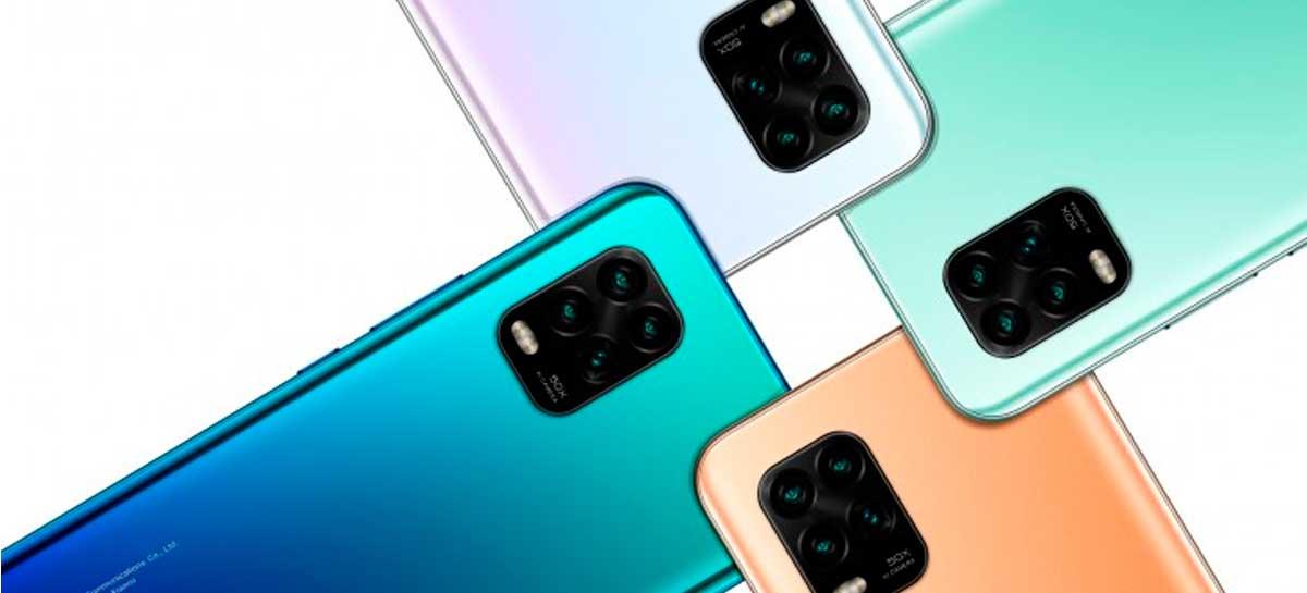 Xiaomi Mi 10 Youth 5G é lançado com lente Zoom de até 50 vezes