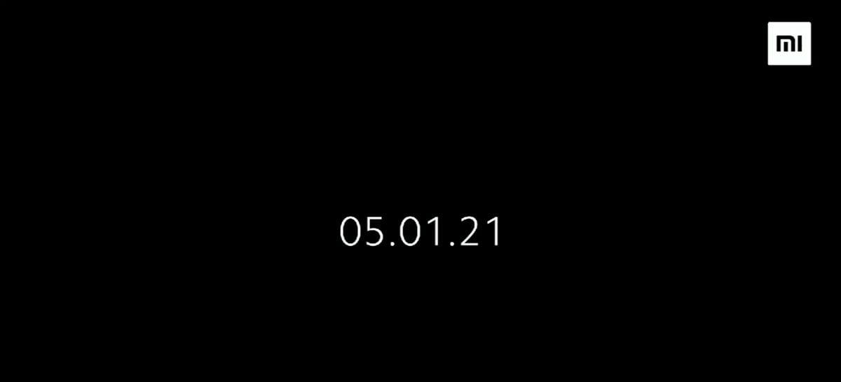 Xiaomi Mi 10i 5G com Snapdragon 888 confirmado para dia 5 de janeiro 2021 - Veja teasers