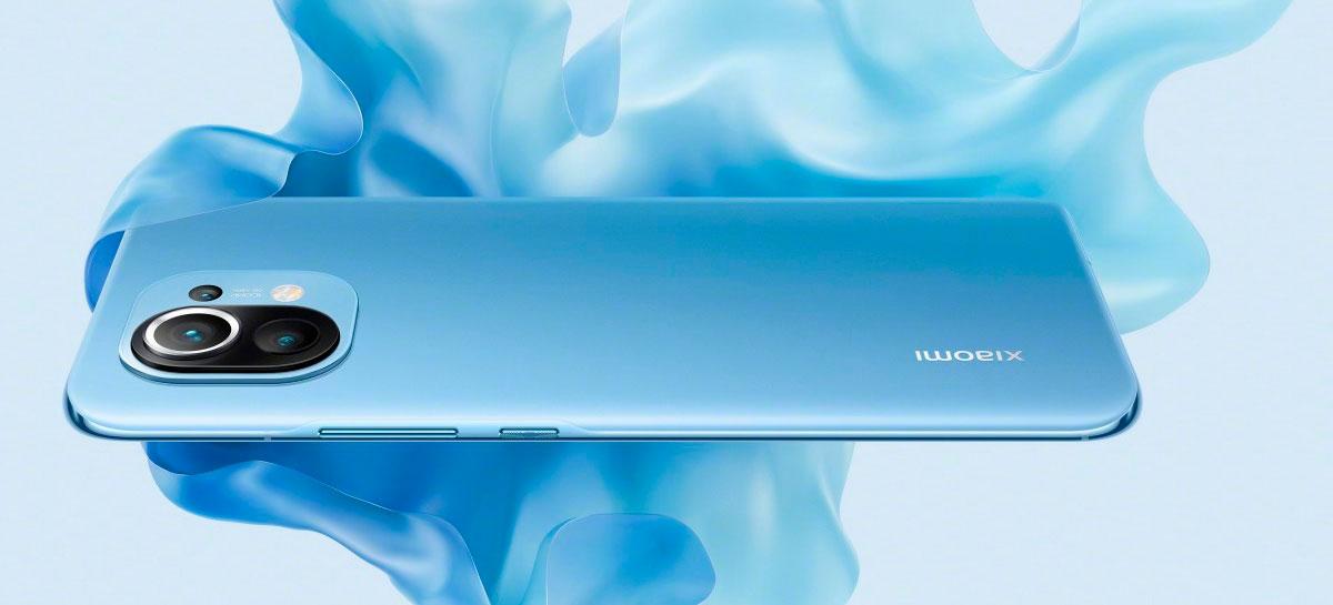Xiaomi Mi 11 global já está à venda e trará carregador com 55W GaN na caixa