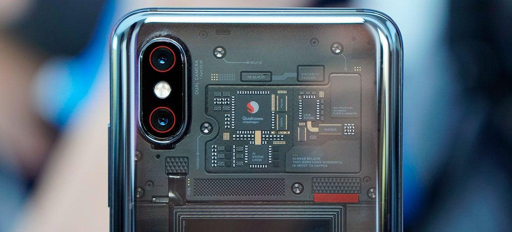 Xiaomi Mi 8 Explorer Edition deve chegar também com versão de 64GB de armazenamento