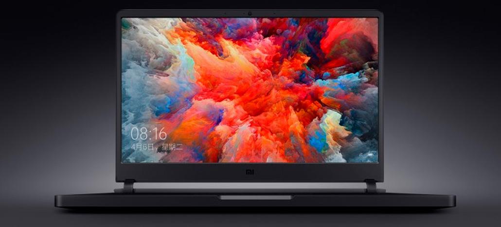 Vazam especificações completas do notebook gamer da Xiaomi, o Mi Gaming Laptop 2019